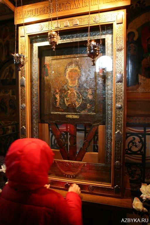 Икона Божией Матери – «Знамение», Новгородская.