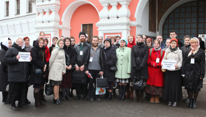 Встреча выпускников и преподавателей ПИК 2010 года