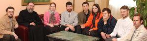 Встреча выпускников и преподавателей ПИК 2008 года