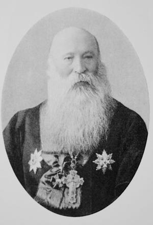 Слово на день Нового года — протоиерей Евграф Мегорский