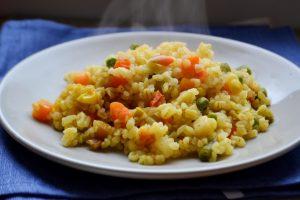 43 300x200 1 - Постная кухня: булгур с овощами — рецепт приготовления