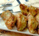 Быстрые рецепты с овощами: капуста в хлебных крошках
