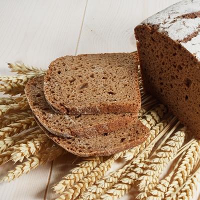 Коврижка из ржаного хлеба (без масла)