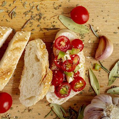 Бутерброд «Миниатюрный»