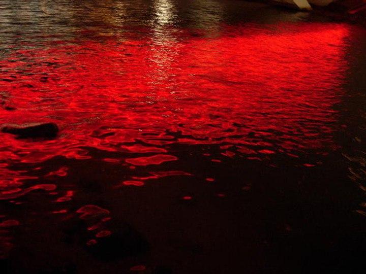 Превращение воды в кровь