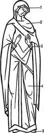 Женская одежда античного периода