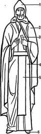 Одежда монаха
