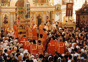 Кратко о Пасхальном богослужении