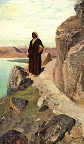 Возвратился в Галилею в силе Духа