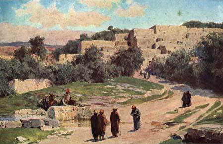 В Кане Галилейской