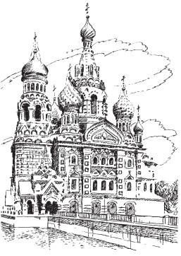 Храм Спаса-на-Крови. Санкт-Петербург