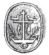 Якорь – символ христианской надежды