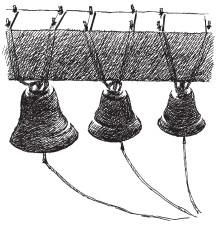 Зазвонные колокольца