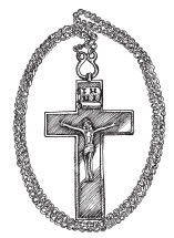 Наперсный (или иерейский) крест