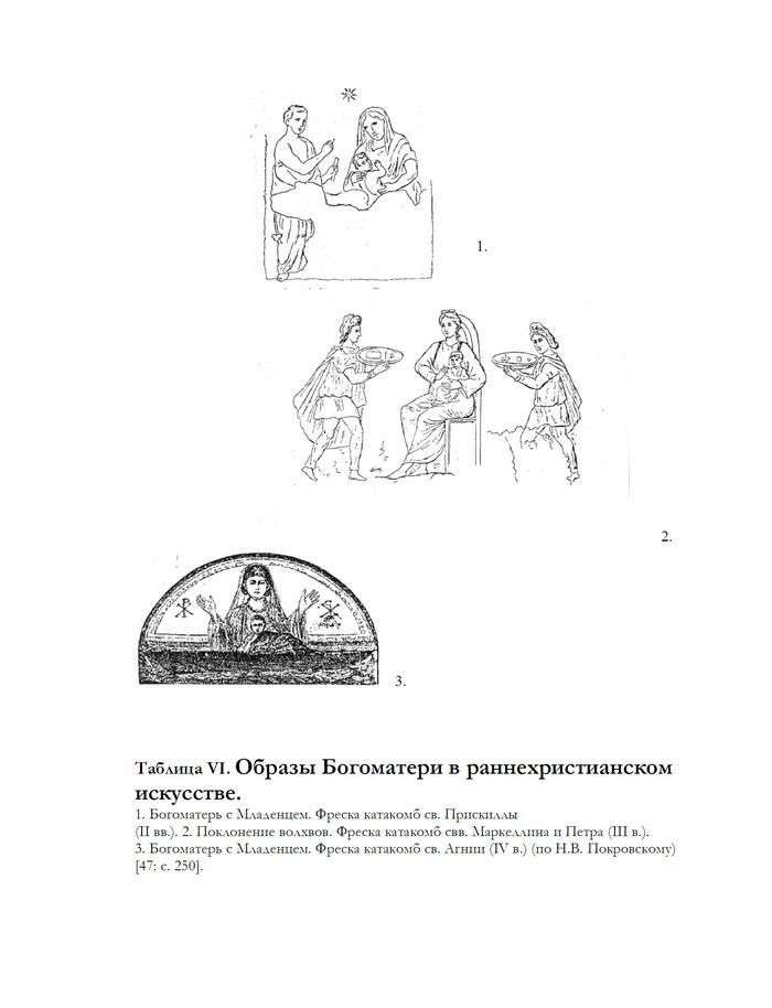 Таблица VII. Базилика св.