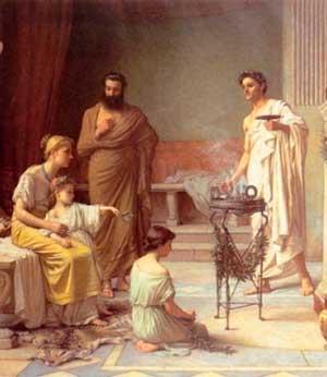 Врачевание в античной средиземноморской культуре и раннехристианской традиции