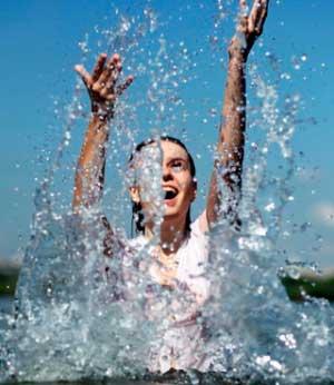 Закаливание организма – естественная методика для здорового и счастливого долголетия!