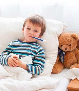 Участились случаи заражения энтеровирусной инфекцией