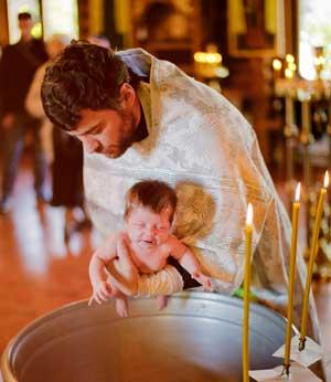 О крещении младенцев, родившихся при помощи «суррогатной матери»