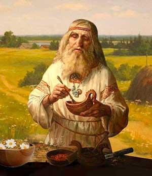Врачевание в Древней Руси