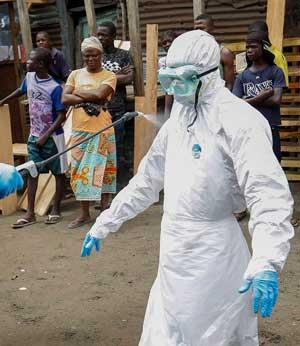 Лихорадка Эбола: что это и грозит линам?