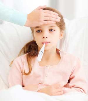 Инкубационные периоды детских инфекционных заболеваний