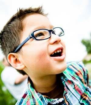 Как сохранить зрение ребенку?