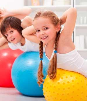 Детский спорт и здоровье
