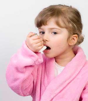 Астма у детей: причины, лечение, профилактика