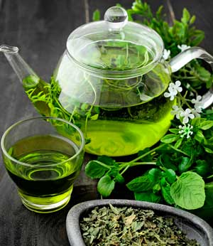 Зеленый чай: польза ивред