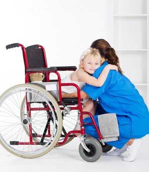 Если в семье ребенок-инвалид