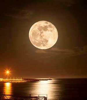 Магнитные бури и фазы Луны. Влияние на человека