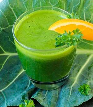 Сок капусты и его польза организму