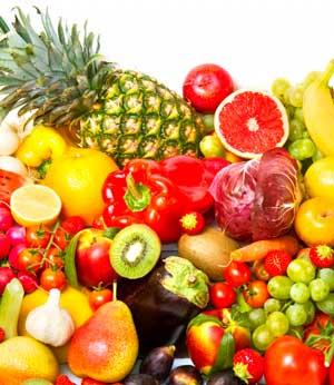 Как выбрать овощи и фрукты?