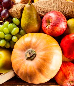 Полезные свойства осенних овощей