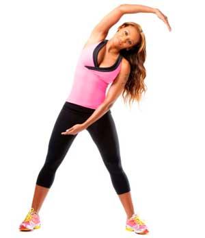 Зарядка: упражнения утром и вечером