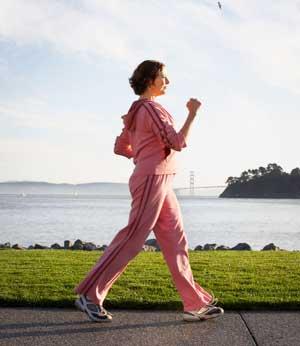 Лечение ходьбой. Техника здоровой ходьбы