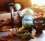 Рецепты для постного стола