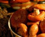 Рыжики соленые – секретный бабушкин рецепт!