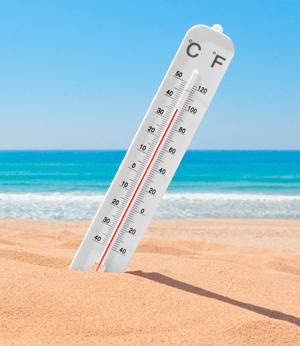 Что делать в жару, чтобы не получить тепловой удар