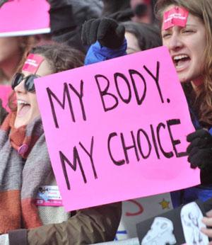 Легализация абортов в США — как это начиналось на самомделе