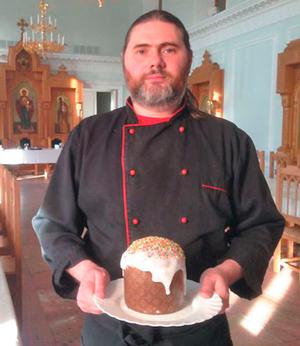 Олег Ольхов: Для разговения достаточно одного яйца, кусочка кулича ипасхи