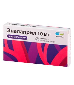 Не подходит доза эналаприла после инсульта. Что делать?