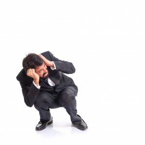 frightened businessman isolated white background 1368 6475 300x300 - 7 факторов, снижающих иммунитет
