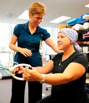 Физические тренировки для больных раком — новые рекомендации