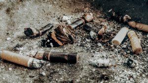 smoking - Американские предприятия отказываются принимать курильщиков