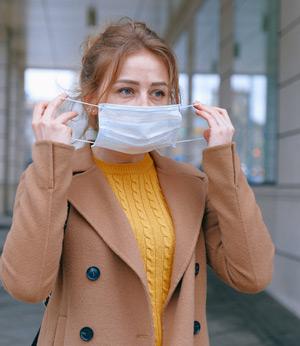 Какие маски защищают от коронавируса?