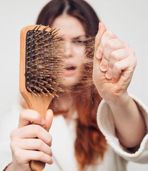 Выпадение волос. Причины