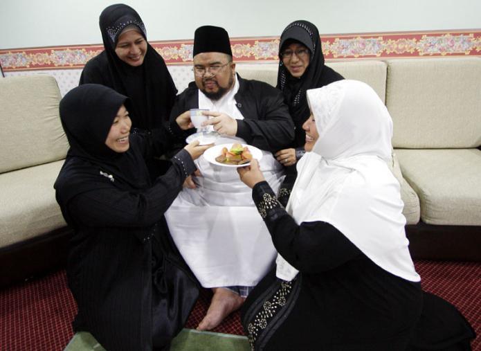 брак христианина с арабкой тип обработки ткани